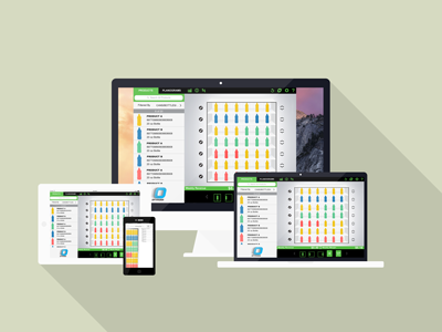 planogram software for many devices and platforms